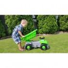 Camion basculant Carrier verde Super Plastic Toys