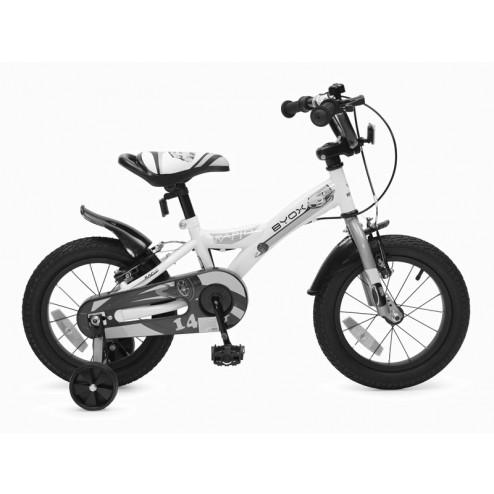 Bicicleta Copii Byox 14 RAPID Galben