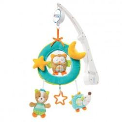 Carusel Muzical Brevi Soft Toys - Padure