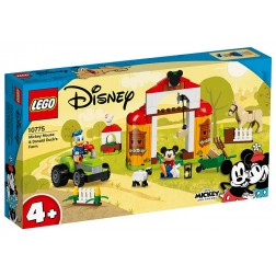 LEGO Ferma lui Mickey si Donald