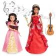 Set papusi Elena din Avalor muzicala si Isabel