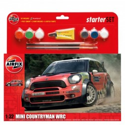 Kit Airfix 55304 Mini Countryman WRC scara 1:32