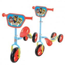 Trotineta copii 2 roti MVS 2 in 1 vehicul fara pedale