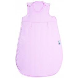 Sac de dormit Plain Pink 0-6 luni 0.5 Tog