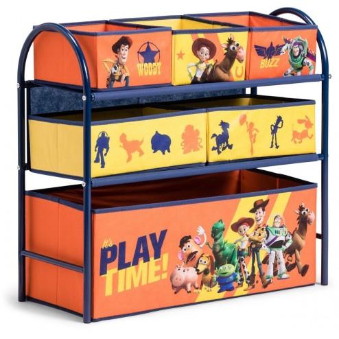 Organizator jucarii cu cadru metalic Toy Story - Global