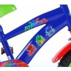 Bicicleta baieti 14 inch cu roti ajutatoare Pj Masks - Volare