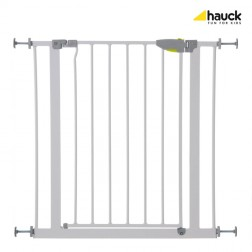Poarta Siguranta, Squeeze Handle, Safety Gate/White