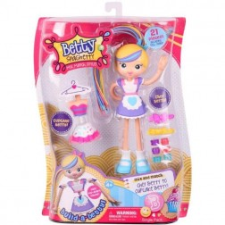 Betty Spaghetty S1 single Chef - Moose