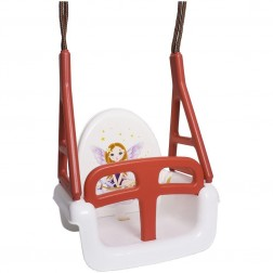 Leagan Multifunctional 3 in 1 Printesa Alb - Tega Baby