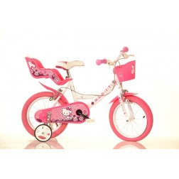 Bicicleta Hello Kitty 14 - Dino Bikes-144HK