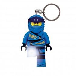 LEGO Breloc cu LED Ninjago - Jay