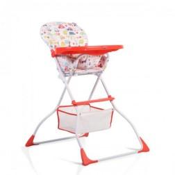 Scaun de masa copii Moove Rosu Cangaroo