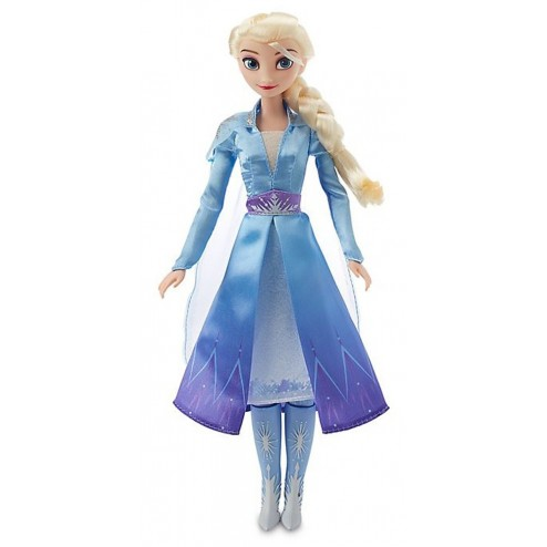 Papusa muzicala Printesa Disney Elsa - Frozen II