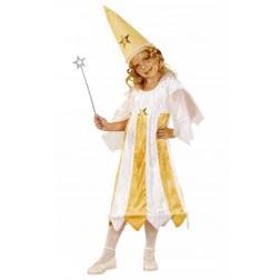 Costum pentru serbare Zana Stelelor 104 cm