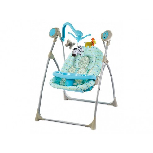 Leagan electric Baby Mix SW102016 Blue