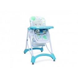 Scaun de masa copii Cangaroo Mint Albastru