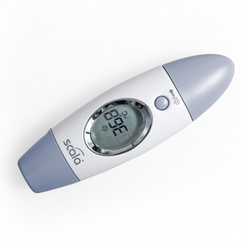 Termometru cu infrarosii pentru tampla si ureche SCALA SC53TM