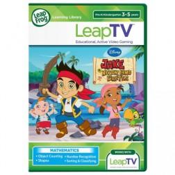 NOU! LeapTV Joc Jake si Piratii