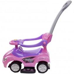 Masinuta Mega Car Delux - Sun Baby - Roz