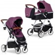 Carucior nou-nascuti Optimo 2 in 1 - Easy Go - Purple
