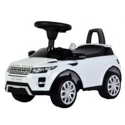 Vehicul pentru copii Range Rover Deluxe White