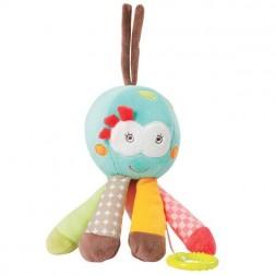 Jucarie muzicala Caracatita - Brevi Soft Toys