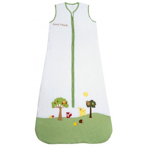 Sac de dormit Forest Friends 0-6 luni 2.5 Tog