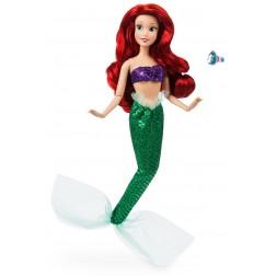 Papusa Printesa Disney Ariel cu inel