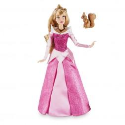 Papusa Disney Aurora cu animal de companie