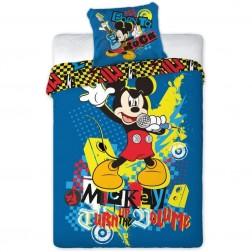 Lenjerie de pat Mickey Mouse