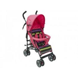 Carucior Sport Flexy pentru copii roz -  Just Baby