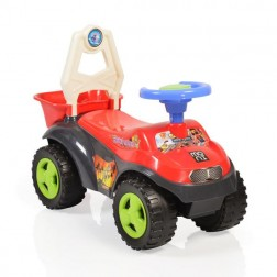 Masinuta de impins Sand Beach Car Red 8206
