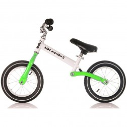 Bicicleta de cursa Cody Pro 12 - Kidz Motion - Verde