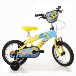 Bicicleta copii SPONGE BOB 16 - Dino Bikes
