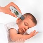Termometru cu infrarosii pentru tampla si ureche SkinTemp REER 98020