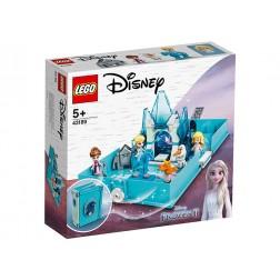 LEGO Carte de povesti Elsa si Nokk