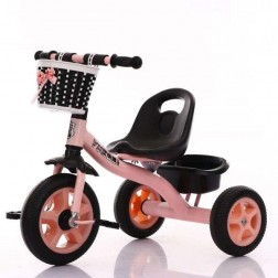 Tricicleta YB roz