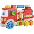 Jucarie interactiva Camion de pompieri