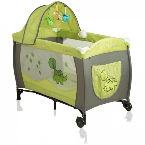 Pat pliant Samba Lux - Coto Baby - Verde