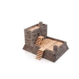 Kit constructie caramizi Wise Elk Fortul Matanzas 1000 piese reutilizabile