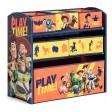 Organizator jucarii cu cadru din lemn Toy Story - Global