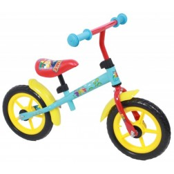Bicicleta fara pedale, 12 inch, Teletubbie