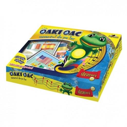 Joc Oaki Oac Savantul de pe Lac Steaguri
