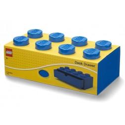 Sertar de birou LEGO 2x4 albastru (40211731)