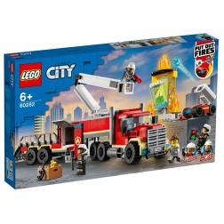 LEGO Unitate de comanda a pompierilor