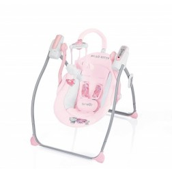 Balansoar electric Miou Hello Kitty - Brevi