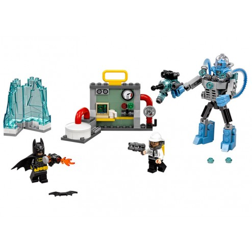 Mr. Freeze™ si Atacul inghetat (70901)