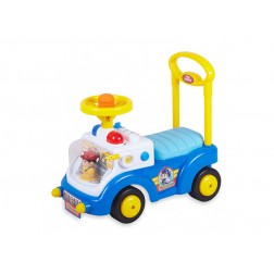 Masinuta de impins Baby Mix HZ 530 Blue
