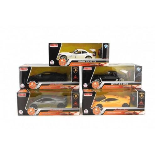 Masina cu telecomanda BMW sau Lamborghini scara 1:18
