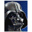 Joc creativ Pixel Art Star Wars Darth Vader Quercetti 5600 piese